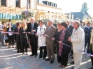 Photo de l'inauguration du centre bourg_1